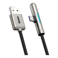 کابل شارژ گیمینگ موبایل باسئوس Baseus Iridescent Lamp USB-C