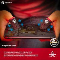 کاور انگشتی گیمینگ نانو گیمسر GameSir Talons Finger Sleeves
