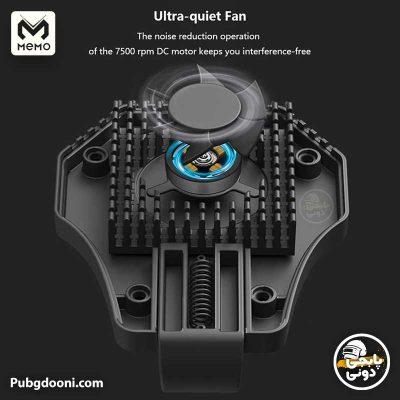 فن خنک کننده گوشی موبایل ممو MEMO DL01