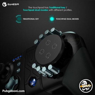 دسته بازی موبایل بلوتوثی گیمسر Gamesir G5