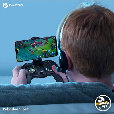 دسته بازی موبایل بلوتوثی PUBG گیمسر Gamesir G5
