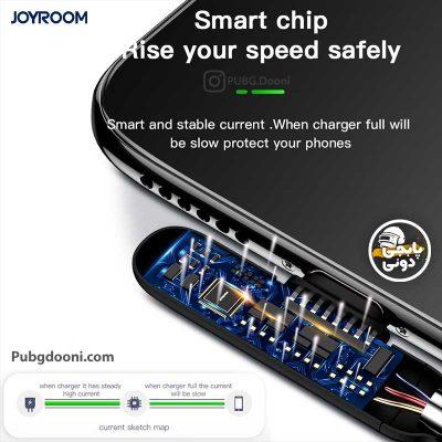 مشخصات و خرید کابل شارژر گیمینگ تایپ سی جویروم JoyRoom S-M392 USB-C با ارزانترین قیمت