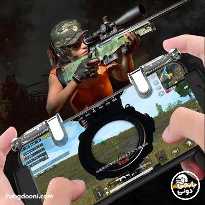 دسته بازی موبایل مکانیکی مدل K03