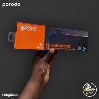 خرید ماوس پد گیمینگ RGB پرودو Porodo Gaming PDX112 اورجینال با بهترین قیمت و ارسال فوری