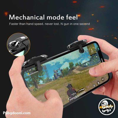 دسته بازی موبایل مغناطیسی مدل X10